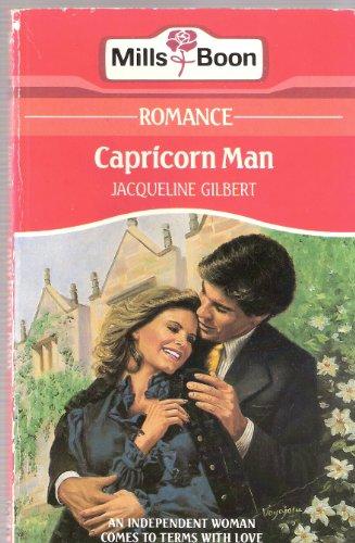 Capricorn Man By Jacqueline Gilbert