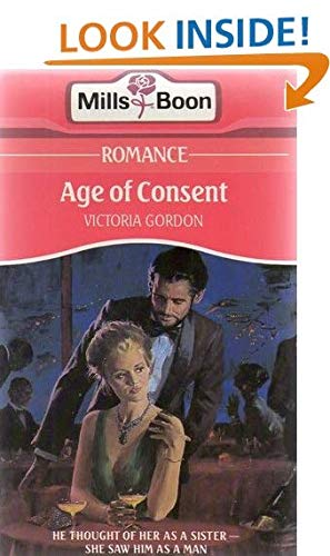 Age Of Consent By Victoria Gordon