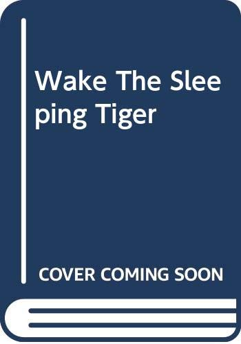 Wake The Sleeping Tiger (Bestseller Romance) By Margaret Way