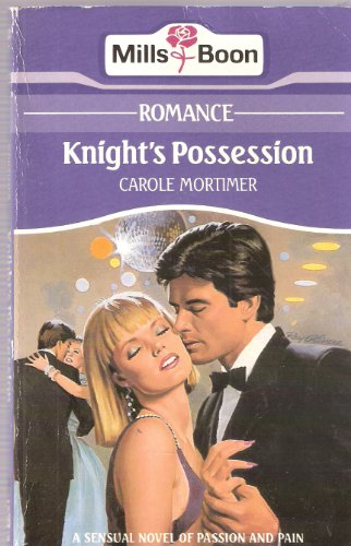 Knight's Possession By Carole Mortimer