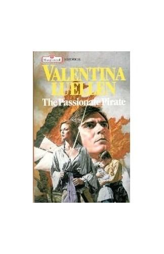 The Passionate Pirate By Valentina Luellen