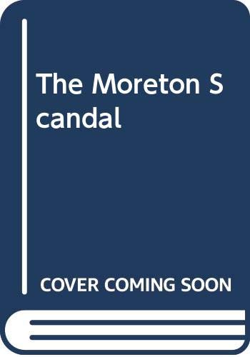 The Moreton Scandal By Jasmine Cresswell