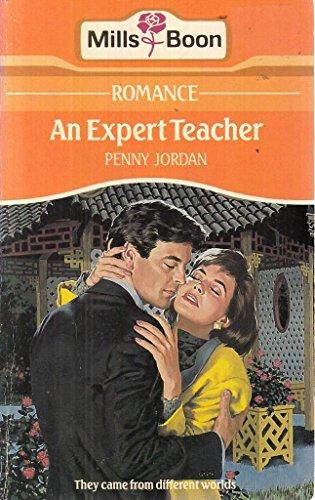 An Expert Teacher By Penny Jordan