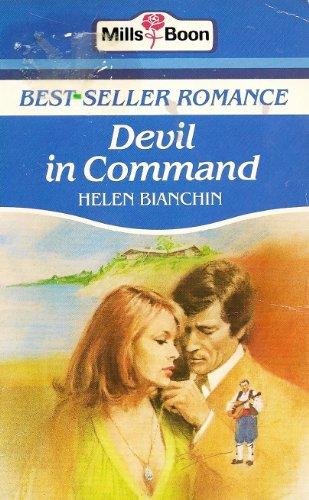 Devil In Command By Helen Bianchin