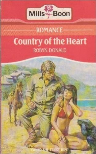 Country Of The Heart By Robyn Donald