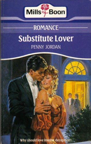 Substitute Lover By Penny Jordan