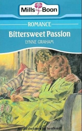 Bittersweet Passion By Lynne Graham