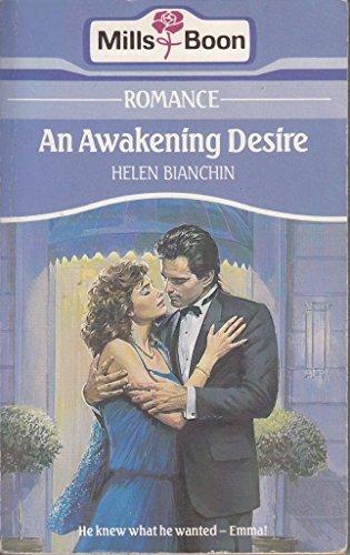 An Awakening Desire By Helen Bianchin