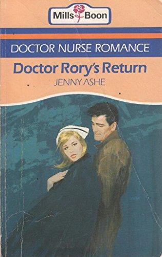 Doctor Rory's Return By Jenny Ashe
