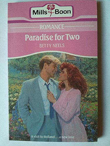 Paradise For Two By Betty Neels