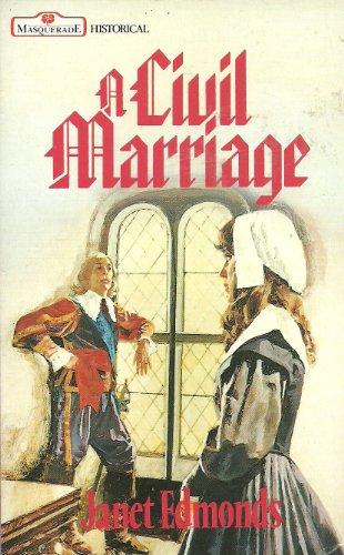 A Civil Marriage By Janet Edmonds