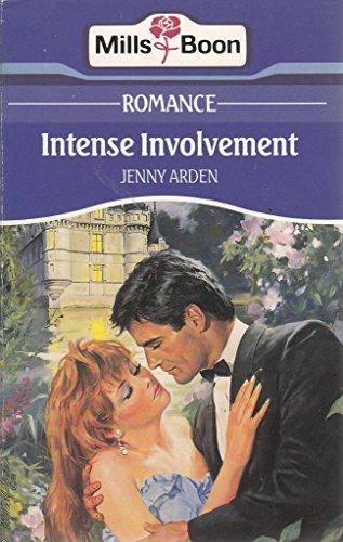 Intense Involvement By Jenny Arden