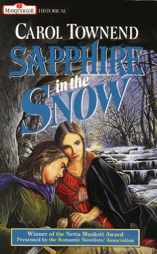 Sapphire In The Snow By Carol Townend