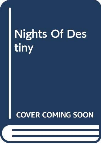 Nights Of Destiny By Sara Wood