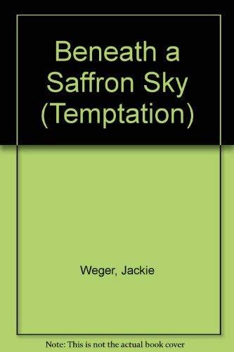 Beneath-a-Saffron-Sky-Temptation-by-Weger-Jackie-0263768007-The-Cheap-Fast