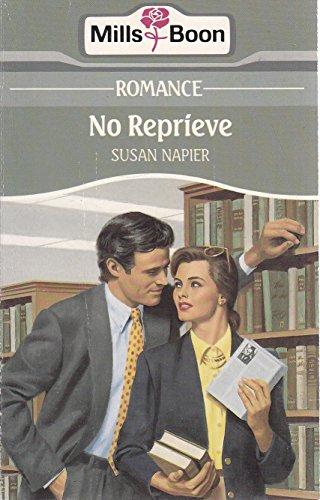 No Reprieve By Susan Napier