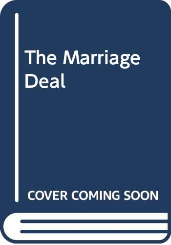 Marriage Deal By Sara Craven
