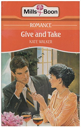 Give And Take By Kate Walker