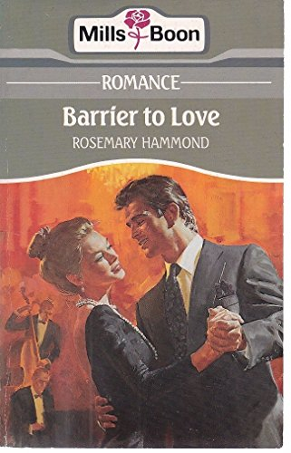 Barrier To Love By Rosemary Hammond