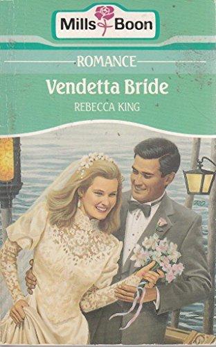 Vendetta Bride By Rebecca King