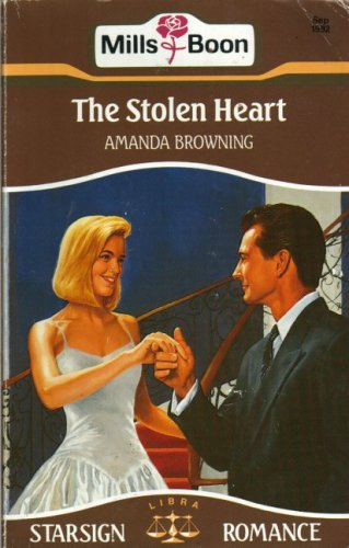 The Stolen Heart By Amanda Browning