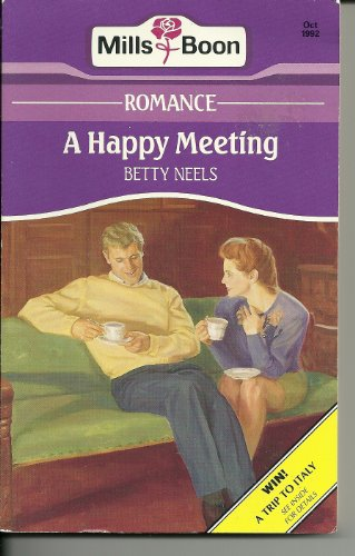 A Happy Meeting By Betty Neels
