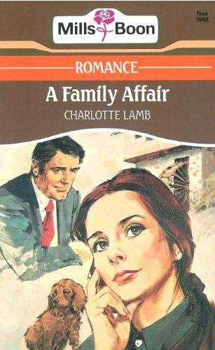A Family Affair By Charlotte Lamb