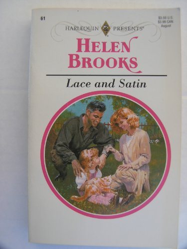 Lace and Satin By Helen Brooks