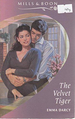 The Velvet Tiger By Emma Darcy