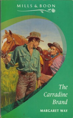 The Carradine Brand By Margaret Way