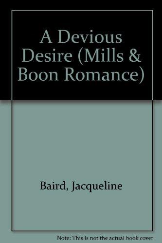 A Devious Desire By Jacqueline Baird