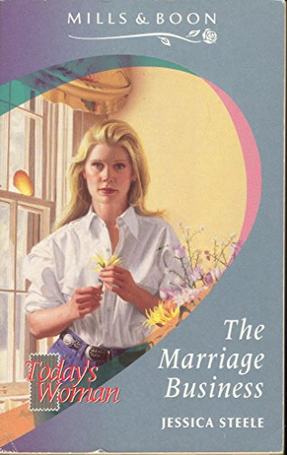The Marriage Business By Jessica Steele