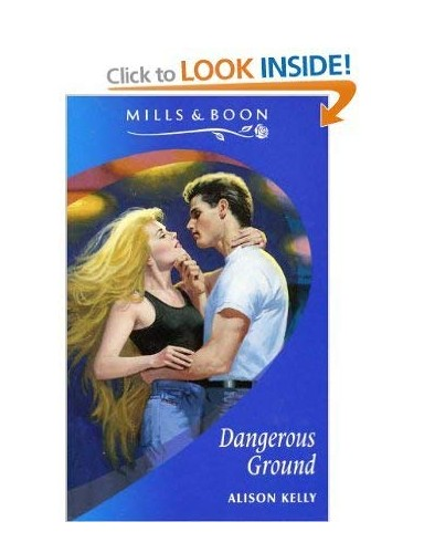 Dangerous Ground By Alison Kelly
