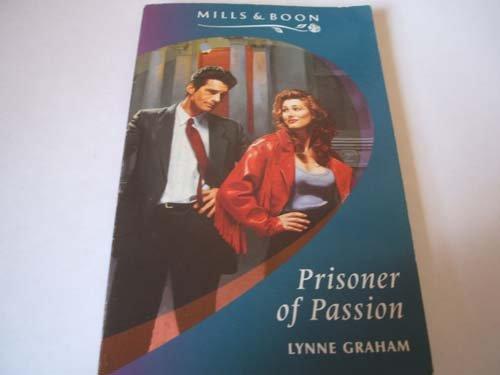 Prisoner of Passion By Lynne Graham