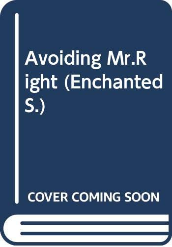 Avoiding Mr.Right By Sophie Weston