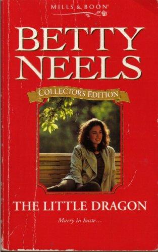 Little Dragon By Betty Neels