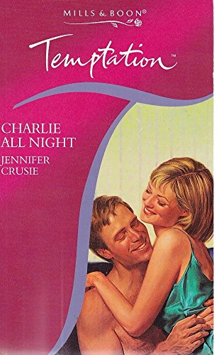 Charlie All Night (Temptation) By Jenny Crusie