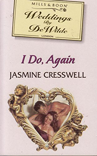I Do, Again By Jasmine Cresswell