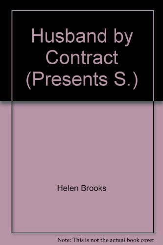 Husband by Contract By Helen Brooks