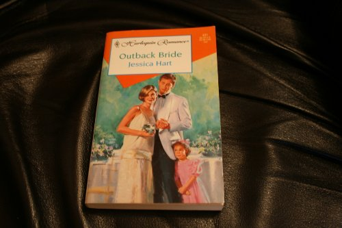Outback Bride By Jessica Hart