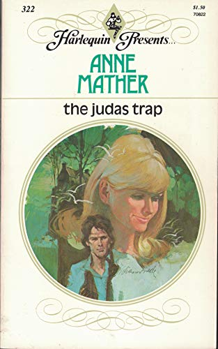 The Judas Trap By Anne Mather