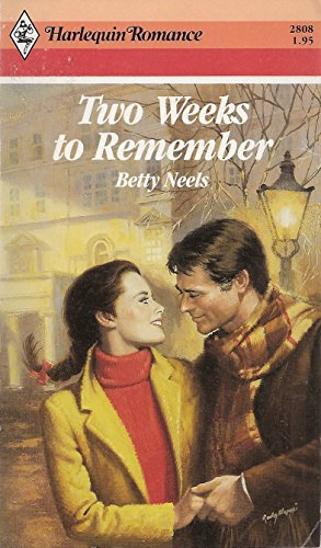 Two Weeks to Remember By Betty Neels