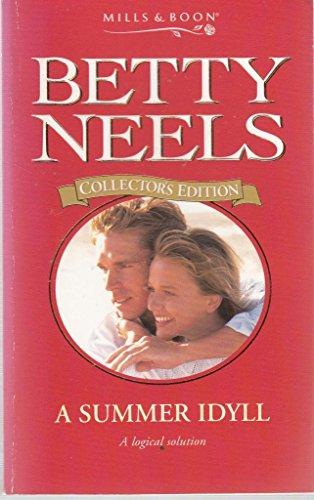 A Summer Idyll By Betty Neels