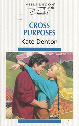 Cross Purposes By Kate Denton