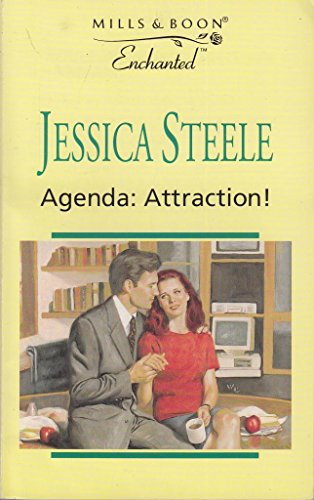 Agenda, Attraction! By Jessica Steele