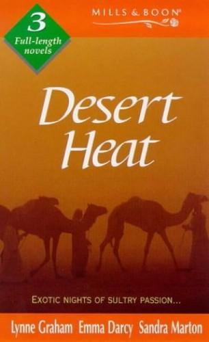 Desert Heat By Lynne Graham