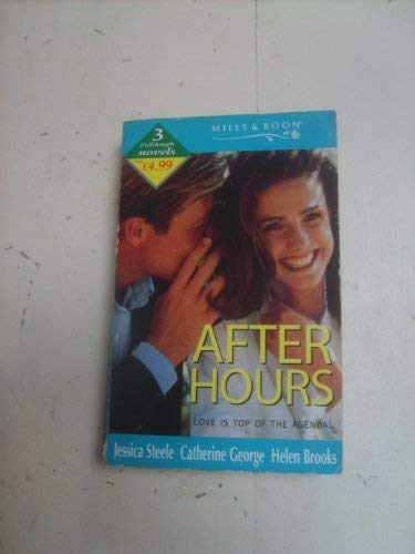 After Hours By Jessica Steele
