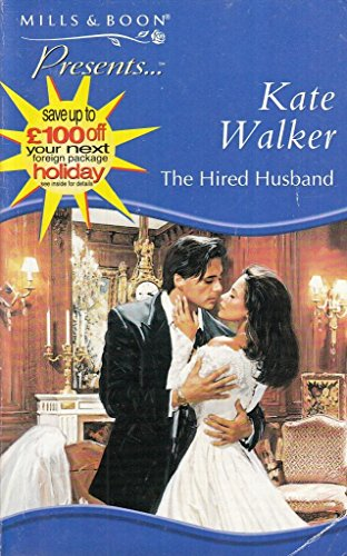 The Hired Husband By Kate Walker