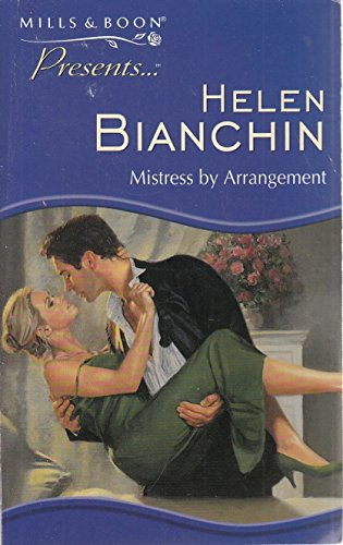 Mistress by Arrangement By Helen Bianchin