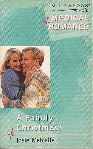 A Family Christmas By Josie Metcalfe